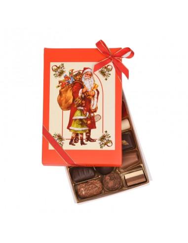Weihnachtsmann Schachtel 250g / 9 oz