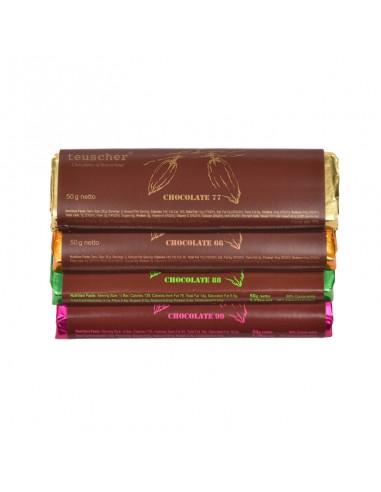 Dark Chocolate Bars 50 g
