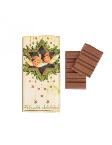 Weihnachts-Zimt-Schokoladentafel 100 g