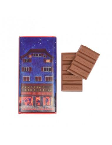 Barre de chocolat de Noël aux dattes...