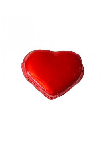 Gianduja Herz rot