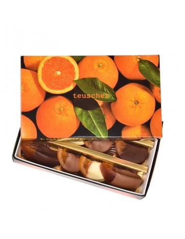 Gemischte Orangen Box 250 g