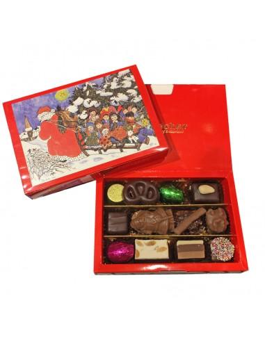 Weihnachts-Schachtel 150g / 5 oz