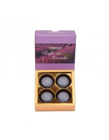 Lavendel Truffes 4er