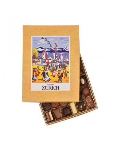 Zürich Pralines teuscher
