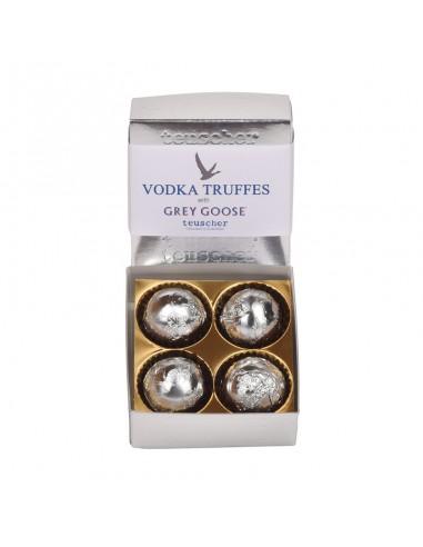Vodka Truffes 4er