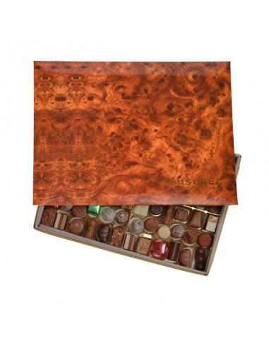 Boîte Prestige en bois 1000 g