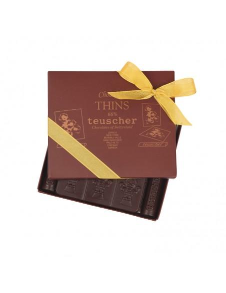 Chocolate Thins 66%