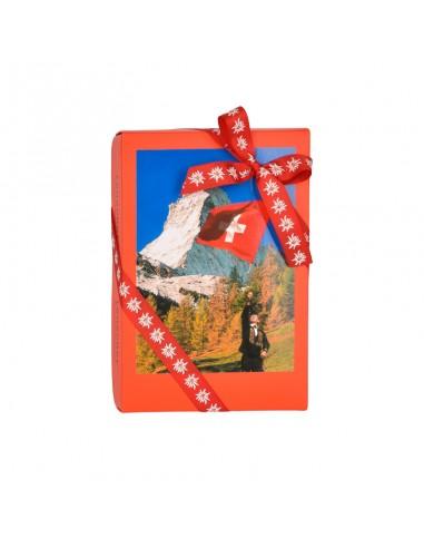 Swiss Flag Box 250 g