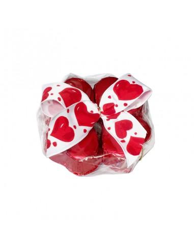 Gianduja Hearts 4 pcs.