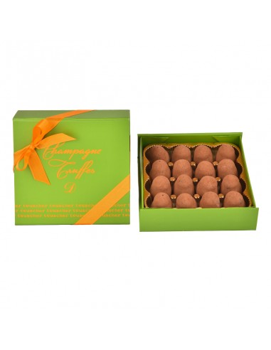 Dunkle Champagne Truffes