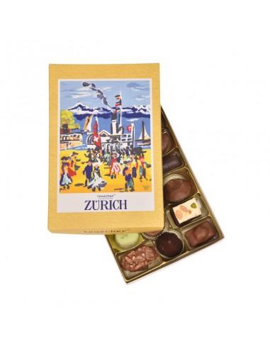 Zürichsee Dampfschiff 250g