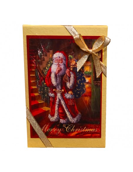 Santa Claus Box Steps - 250g