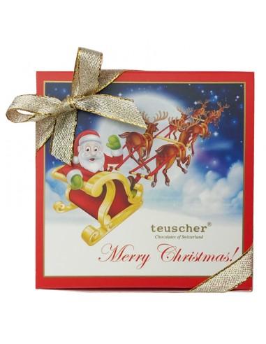 Santa Claus Schlitten - 100g