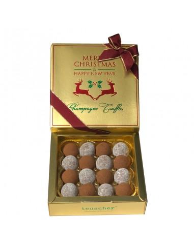 Champagne Truffes - Weihnachts...