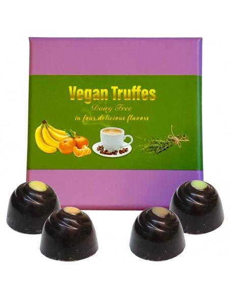 Vegan Truffes 4pcs.