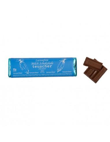 Barre au chocolat sans lactose