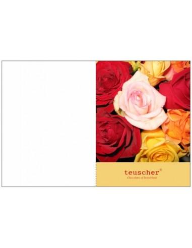 Greeting Card Roses