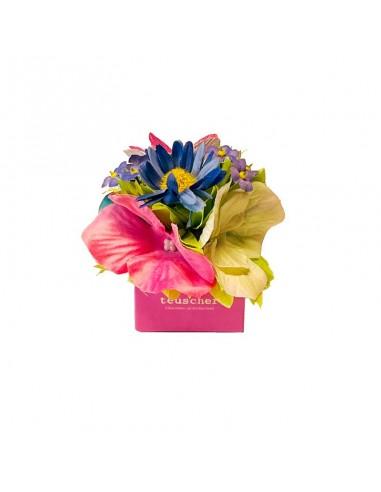 Boîte à fleurs 1Hortensia