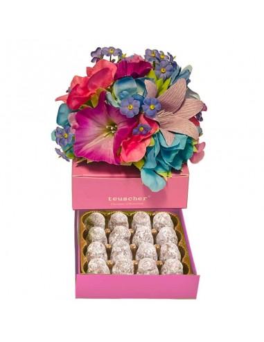 Flower Box 4 Hortensia