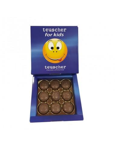 Smiley Schokolade Teuscher