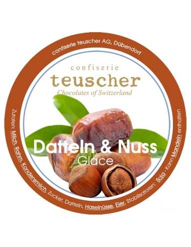 Dates & Nuts ice cream