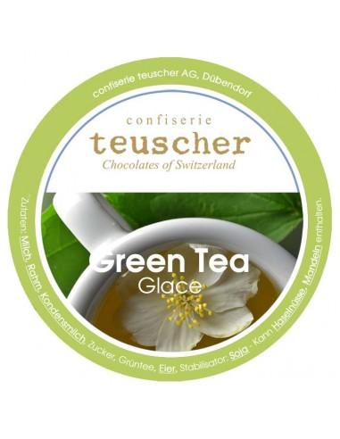 Glace au thé vert