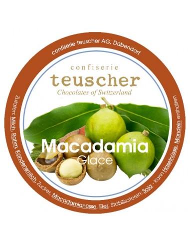 Glace à la noix de macadamia