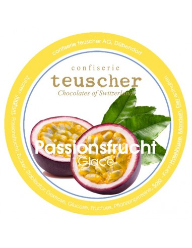 Passionsfrucht Glace