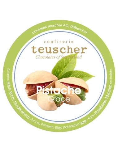 Pistachio ice cream teuscher