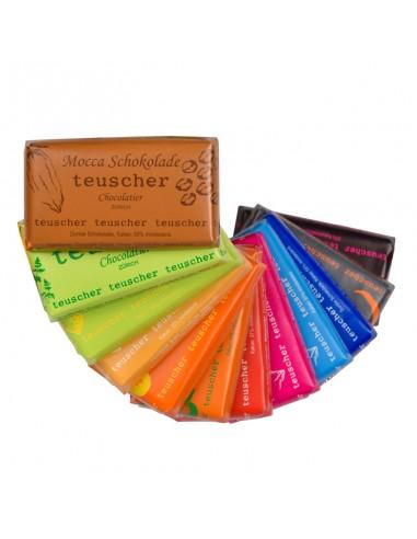 Tablette de chocolat 25 g