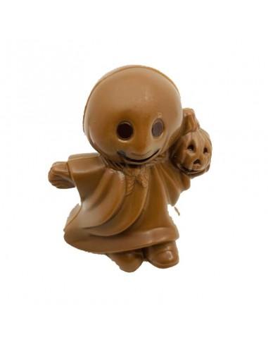Halloween chocolate ghost